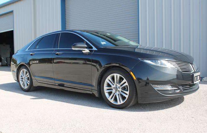 Lincoln Sedan