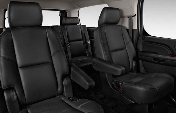Blackhorse Limousine Fleet Cadillac Escalade Interior Image